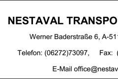 Nestaval Transporte GmbH