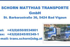 Schorn Matthias Transporte GmbH