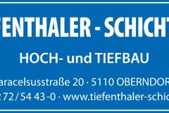 Tiefenthaler - Schichtle
