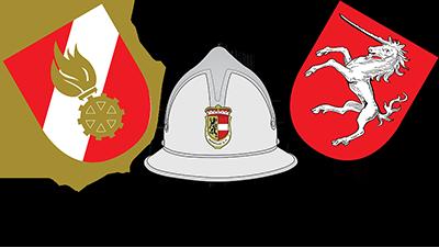Logo 125 Freiwillige Feuerwehr Nußdorf